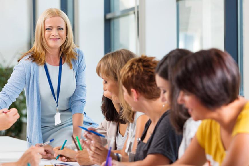 teacher training how to teach ielts british